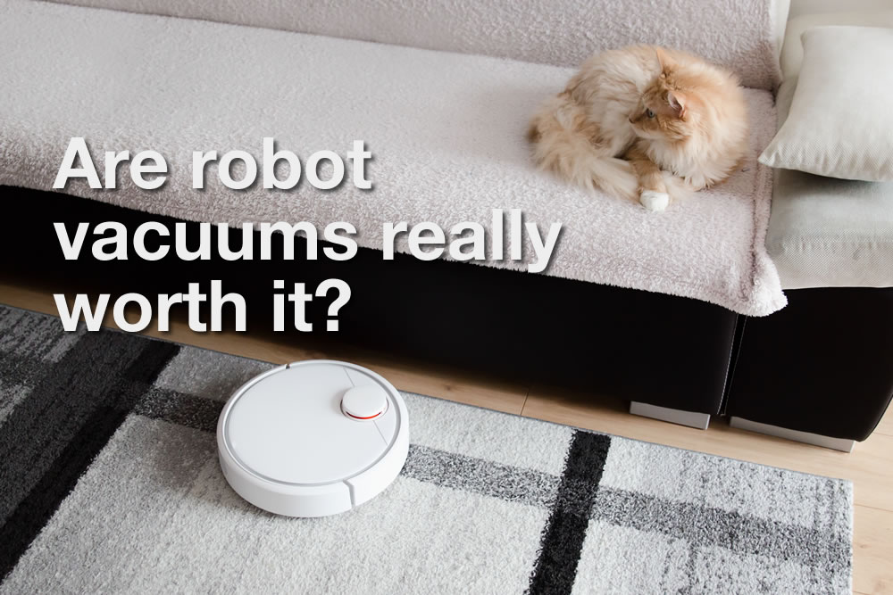 Are Robot Vacuums Really Worth It? | EH Clean